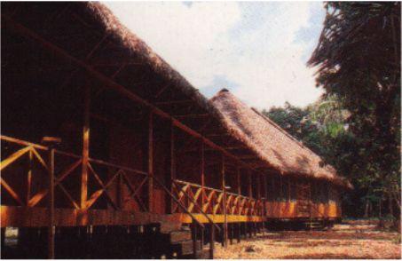Sandoval lake lodge, amazon basin hotels reservation