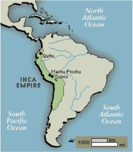 History Of Peru Peru Explorer - Peru major cities map