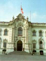 Lima Goverment Palace