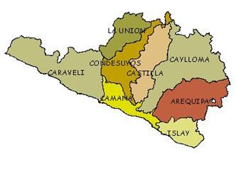 Arequipa Peru Map Arequipa Peru Map Arequipa Peru Map