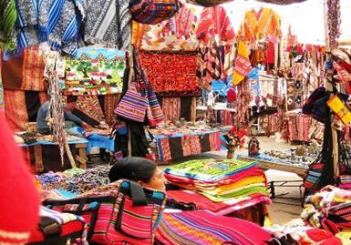 Pisac Market Information