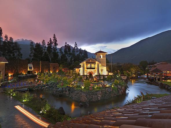 Acqua Hotel Resort Cusco Sacred Valley Peru Hotel