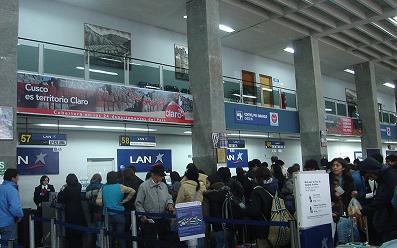 Cusco Airport Peru Explorer