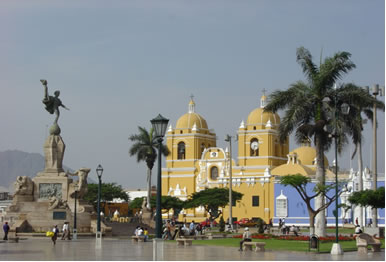 trujillo tour peru