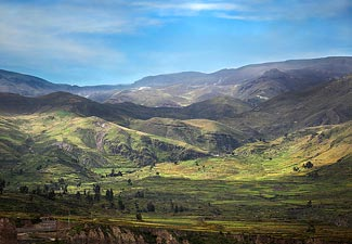Explore the Andean World