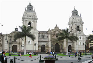 Lima travel deals