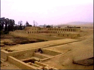 Pachacamac peru travel deals