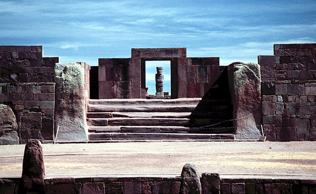 Tiwanaku Tour Bolivia Discount Vacation Travel Packages