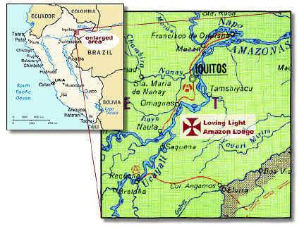 Peru Maps - Where is peru