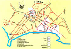 Lima tours package