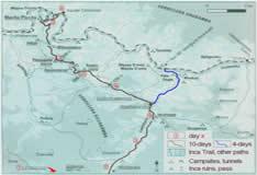 tours inca trail