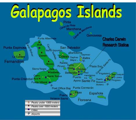 Travel to Galapagos and Machu Picchu Peru,10 Days package tour on