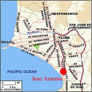 San Antonio Hotel Lima Peru