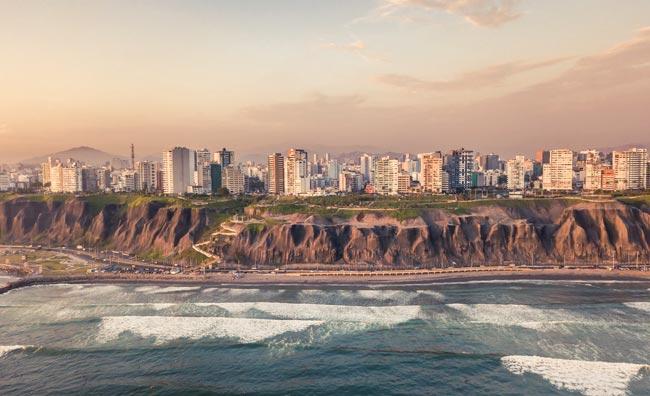 Lima City - Costa Verde