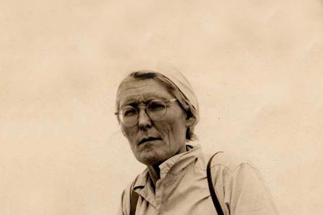 Maria Reiche